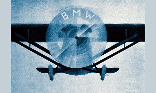 ایده اولیه طراحی لوگوی بی ام دابلیو
