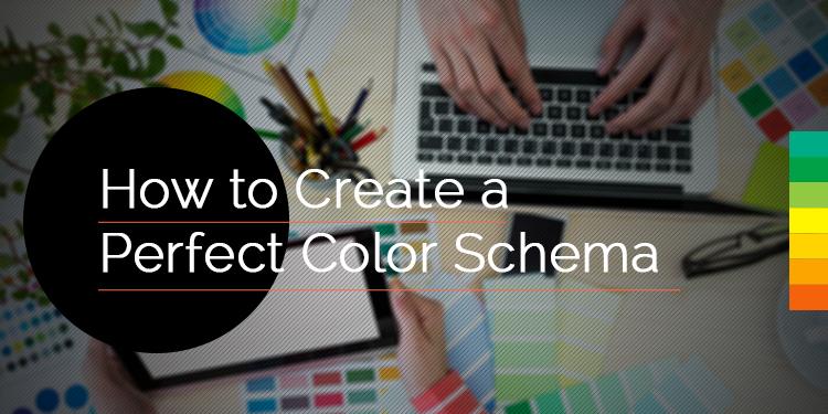 چگونه ترکیب رنگ مناسبی ایجاد کنیم؟